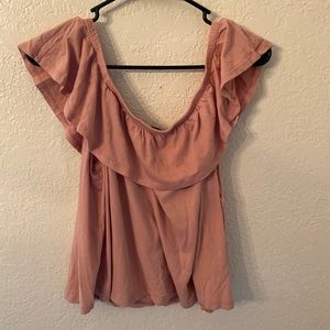 Ambiance Off The Shoulder Top